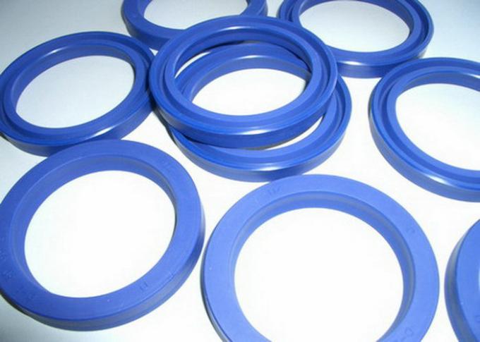 Blue Hydraulic Un Seals Tpu Silicone Rubber Washers For