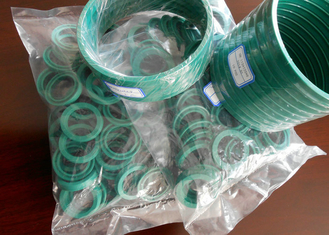 China Oil Cylinder Silicone Rubber Washers OUY / IDI / ODI / UHS / UNS / UN Type supplier