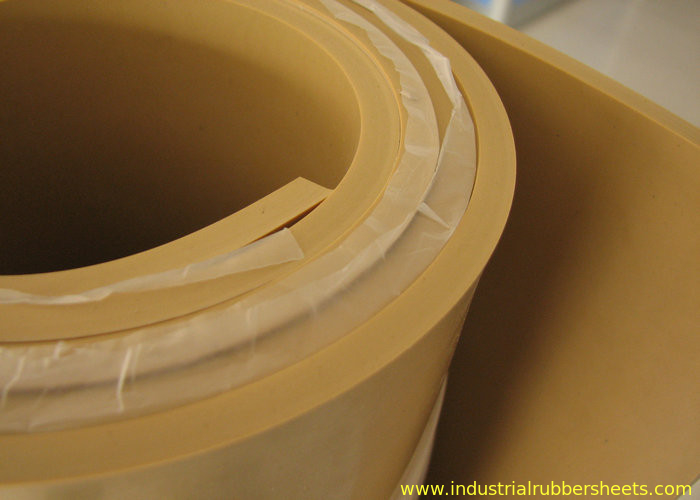 Double Impression Fabric Industrial Rubber Sheet Tensile