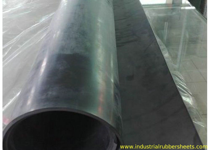 Non Toxic Colorful Industrial Rubber Sheet Thickness 1