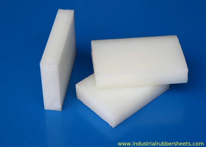 Derlin Pom Sheet 60 X 600 X 1200mm White Translucent