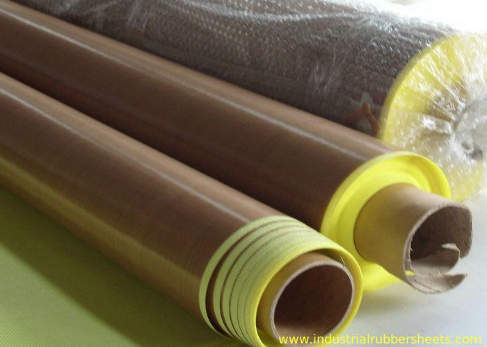 Anti Aging Adhesive Paper Ptfe Coated Fiberglass