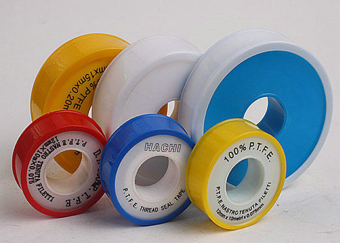 Cold resistance ptfe thread seal tape for chemical