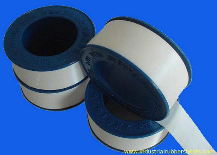 Alkali Resistant Ptfe Pipe Seal Tape 12mm Width Teflon