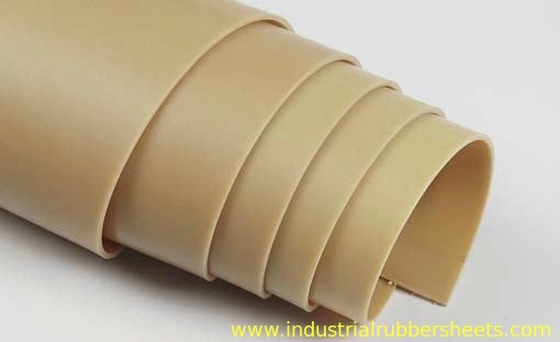 Natural Industrial Rubber Sheet Rubber Membrane For Pvc