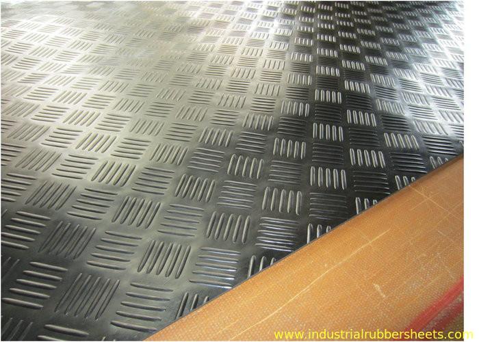 Industrial Grade Rubber Mat Rubber Gasket Sheet 1 25 1