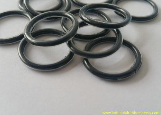 China Heat Resistant Teflon Encapsulated Viton O Rings Encap PTFE / Rubber Gasket Seal distributor